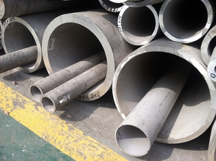 3mm - 50mm Thickness Stainless Steel Seamless Pipe , 304 Seamless Tube