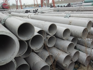 Durable Stainless Steel Seamless Tube 304 316 316L , astm stainless steel pipe