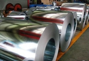 Trung Quốc Zinc Coated Gi 30-275 g/m2 Galvanized Steel Coils Regular Spangle with high quality nhà cung cấp