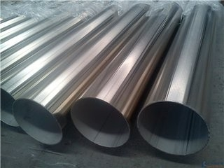 Trung Quốc ISO Stainless Steel Welded Pipe with Various Grade Surface Treatment nhà cung cấp