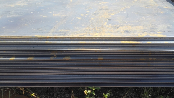 Astm A131 Grade A Ship Steel Plate , AH36 Shipbuilding Steel Plate 6.0*2000*6000mm