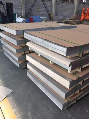 Trung Quốc 310S Alloy Steel Plates INOX 310S 1.4845 Stainless Steel  Metal Plate for industry nhà cung cấp