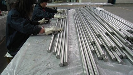 Trung Quốc Monel 400 / Uns N04400 / W.Nr 2.4360 To Stainless Steel Round Rod 304 Weld Rod nhà cung cấp