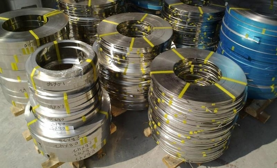 Trung Quốc SUS 304 316 Bright Annealed BA Stainless Steel Coil , Stainless Steel Strips nhà cung cấp