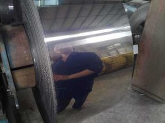 Trung Quốc Stainless Steel Circle 410 409 430 201 304 1.4301 Stainless Steel Strip Coil nhà cung cấp