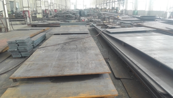 Trung Quốc C45 Q235 A36 Hot Rolled / Cold Rolled Ms Carbon Steel Plate Prime Iron And Steel Plate / Sheet nhà cung cấp