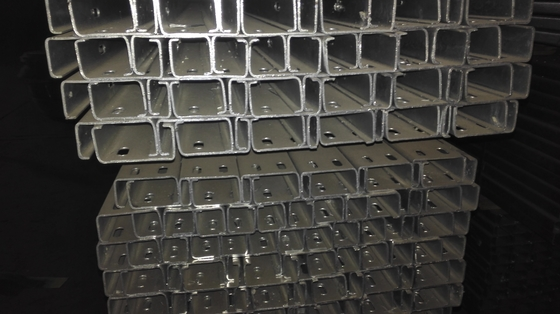 Trung Quốc Hot Rolled Stainless Steel Welded Pipe , Rectangular Square Din 2444 Galvanized Steel Pipe nhà máy sản xuất