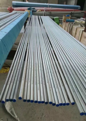 Trung Quốc XM-19 Tubes Small Diameter Thick Wall Seamless Stainless Stee Pipes nhà máy sản xuất