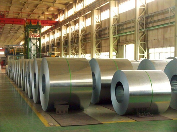 ASTM A653 CSB Galvanized Steel Sheet