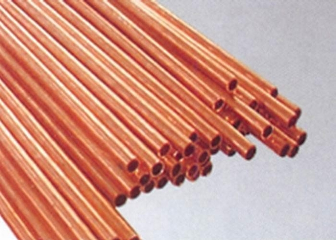 Great 99.9% pure red copper round bar , copper rod for industrial , construction